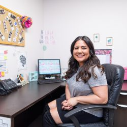 Yesenia Aguilar Guidance Counselor